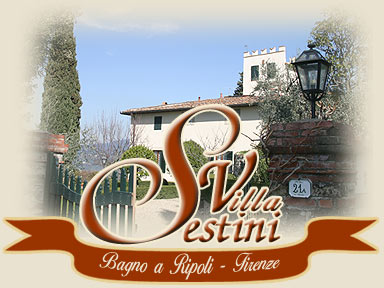 Villa Sestini: charming bed and breakfast in villa, Florence hills